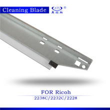 Factory direct sale compatible cleaning blade for Ricoh 2238c 2232c 2228 copier