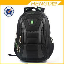 fancy men swissgear waterproof business laptop backpack bag