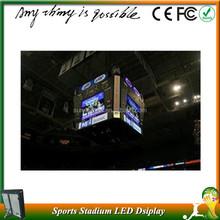 Perimeter stadium LED Displays perimeter Advertising Boards perimeter sport led display,outdoor full colorp10 P16 basketball led