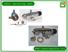 De China de cuero auto pistola de pulverización precio para la pintura de la máquina
