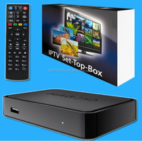 Shenzhen Linux Global IPTV set top box mag250 with 1 year apk account 680+ arabic french african tunisia usa indian channels