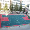 Virgin PP made recyclable used basketball courts for sale