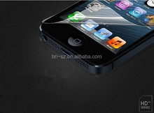 cheap price wholesale full cover PET screen film for iphone 4s screen protector