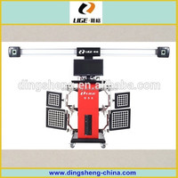 Factory price 3d wheel alignment, Electronic wheel alignment DS-6