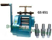 mini rolling mill single body with 5 rolls,,jewelry tools,jewellery tools,jewellery tools & supplies