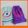 promotional printing shopping bag with drawstring