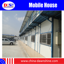K-02 Mobile House, Prefab Container/Poultry/Hen/Shipping/Wooden/Beach House, Prefab House