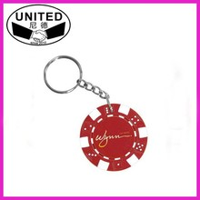 Soft PVC Keychain 2 Sided, Soft PVC Key, 3D Rubber Keychain