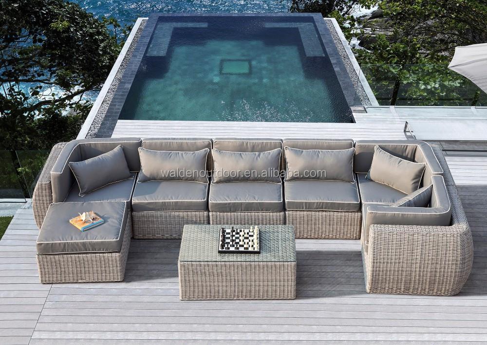 Pas cher en rotin jardin canap meubles de jardin - Canape jardin pas cher ...