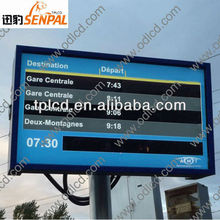 wall mounted signage waterproof TV lcd screen lcd player