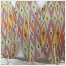 Decorative Printed Goose Feathers With High Quality For Sale