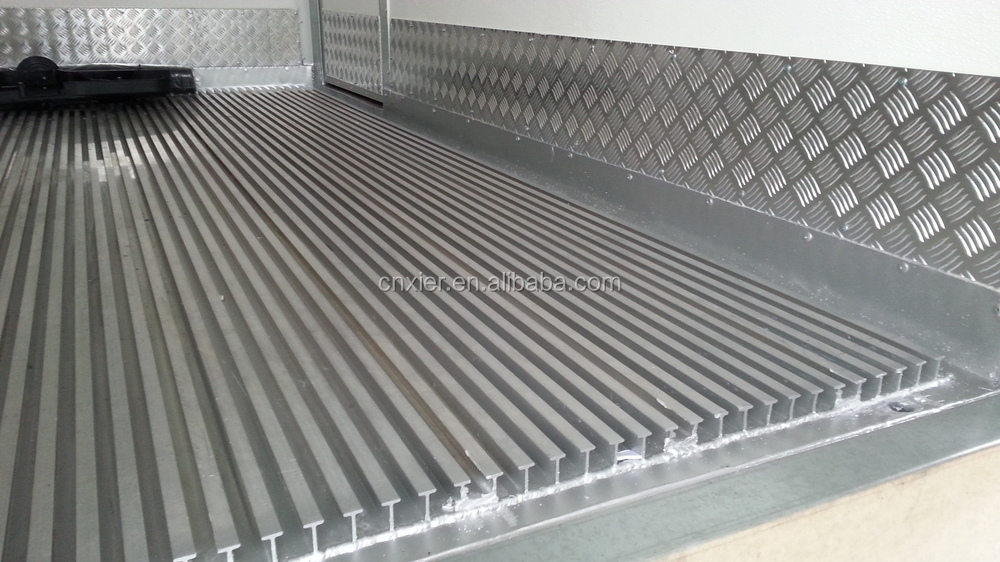 Frozen Truck Cargo Box Tricycle Cargo Box Meat Transport