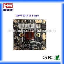 Ip de alta definición módulo de la cámara, módulo de red de seguridad a bordo de la cámara