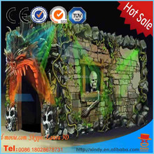 5D Cinema Simulator for 12 persons Blue