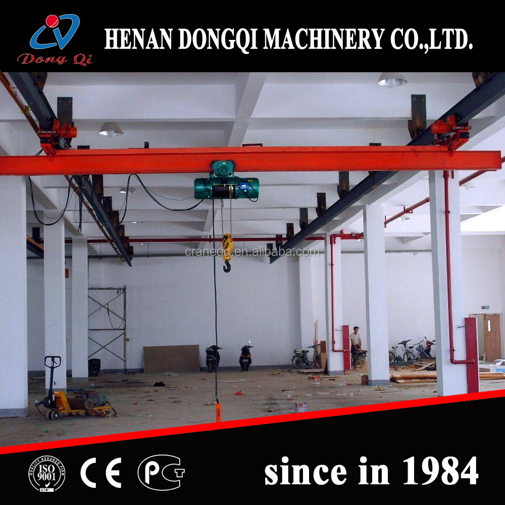 Durable Reliable Electric Wire Rope Overhead Crane Motor