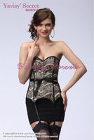 Standard Quality Underwear fat women sexy garter corset
