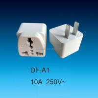 universal travel adaptor / outlet converters with UK/BS/USA/American/Australian/Chinese standard plug