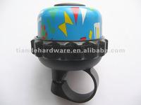 Hebei Mini Bike Aluminum alloy bell Turn the Continous Sound, Mini Bike Bell/custom bicycle bell