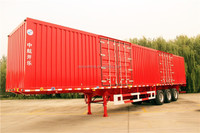 fiberglass box enclosed materials ons trailer