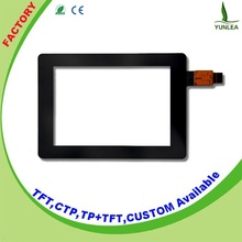 P-cap Manufacturer I2C interface 3.5 capacitive touch screen