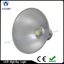 china manufacturer high bay light cover, 50w cob led high bay good quality
