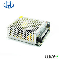 ac/dc compact single output enclosed led switching power supply 12v 3.2a