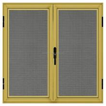 window aluminium frame frosted privacy window film/window security film door fly screens