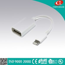 20cm length usb 3.0 otg charge cable for samsung galaxy tab