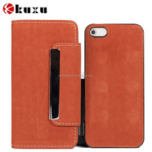 Good quality leather card solt phone case for iphone6 factory wholesale