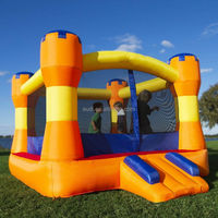 Play Palace Bounce House /air filled toys inflatable climbing toys