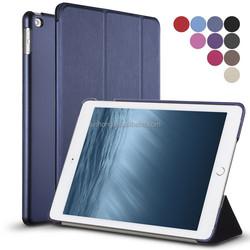 Ultra Slim Auto Adsorption Sleep Smart Leather Case For iPad Mini 4,For iPad Mini 4 Case