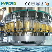 High efficiency automatic edible oil/ cooking oil filling line