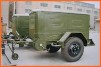 trailer/mobile diesel generator 250kva/200kva