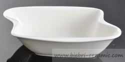 round square oval trangle irregular rectangle graceful elegant luxuary rectangular bowl