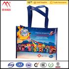 China fabricante profissional saco de compras dobrável saco de compras não tecido