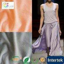 printed silk chiffon burnout silk viscose fabric