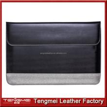 "Premium Genuine Leather Bag Sleeve For 13"" MacBook Air/MacBook Pro,For 13 Inch Macbook Leather Sleeve"
