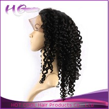 Professional Hair Products Top Qaulity Soft Tangle Free No Shedding Hair Wigs for Men