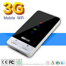 EVDO Rev.B HSPA+ Dual Mode 3G Wireless Router Hotspot SIM Supported