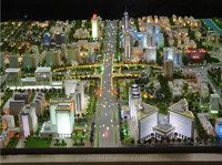 Scale Miniature planning models , regional planning models , Mathematic programming model