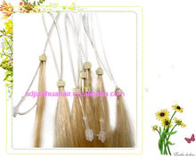 Grade AAA factory price 0.8g micro ring hair extensions wavy