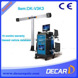 ce HD camera wheel alignment machine cost cheaper than John bean aligner V3K3