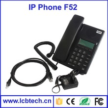 High quality VOIP ip phone cheap IP Telephone HD voice SIP phone, Ethernet switch, G.722 codec, Headset 2 sip lines