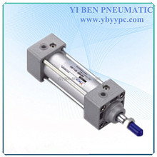 ISO Standard Adjustable Long Stroke Small Pneumatic Cylinder