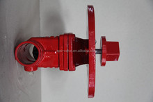 fire control FM UL 200PSI NRS Grooved end gate valve