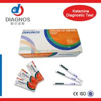 health care DOA multi-drugs test strip cassette cup KET MOR MOP OPI MDMA THC