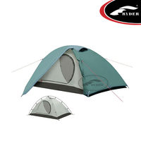2 Person Two Layer Dome Camping Travel Tent