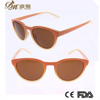 Best Classical OEM Round Promotion sunglasses as gift,party toy,beach shade,etc