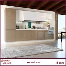 Technical glass italian cabinet living room
