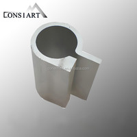 High Pressure Industry CO2 aluminium sigma profile